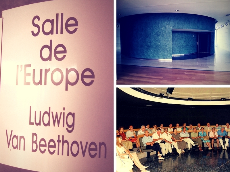 L'auditorium Van Beethoven
